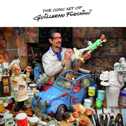 Guillermo Forchino Kunstfiguren kaufen