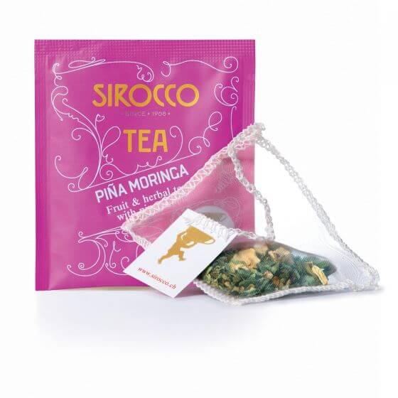 Sirocco pina Moringa tee bei Boutique Butterfly